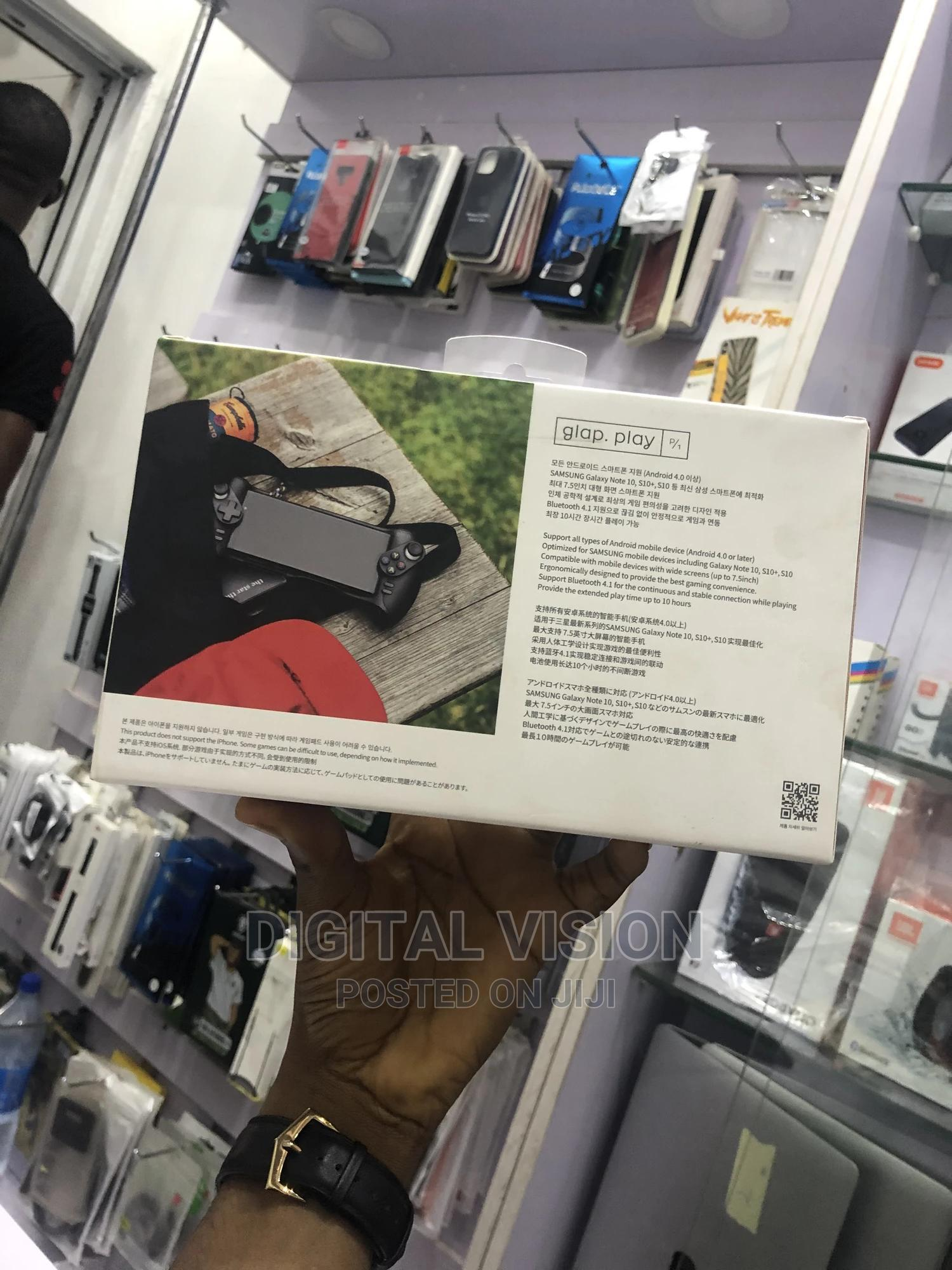 Glap Play for Android Devices | Accessories for Mobile Phones & Tablets for sale in Wuse 2, Abuja (FCT) State, Nigeria
