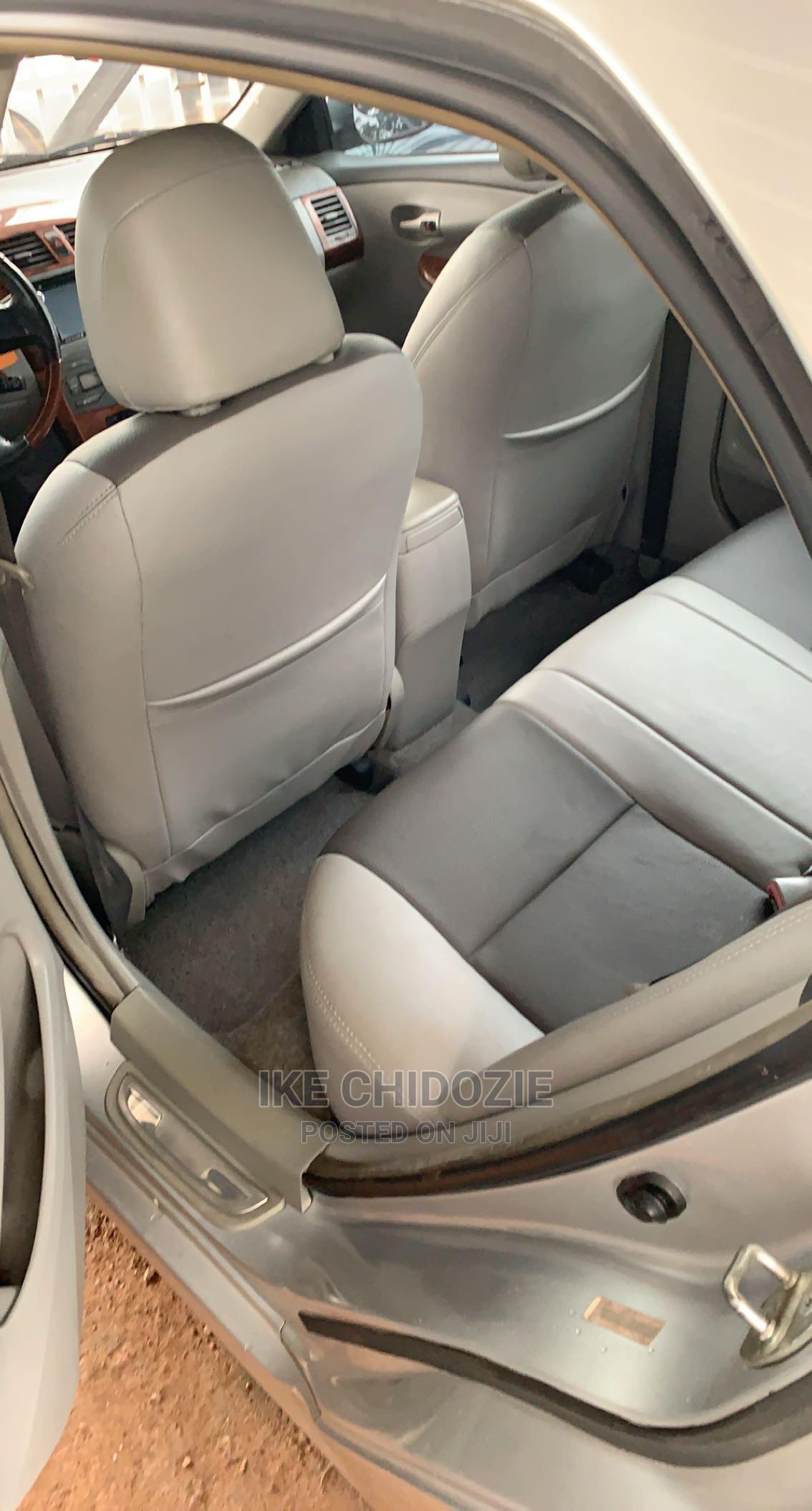 Toyota Corolla 2010 Silver | Cars for sale in Enugu, Enugu State, Nigeria