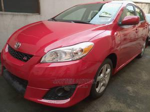 Toyota Matrix 2009 Red | Cars for sale in Lagos State, Magodo