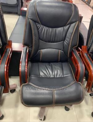 New Black Executive Chair   Furniture for sale in Lagos State, Lekki