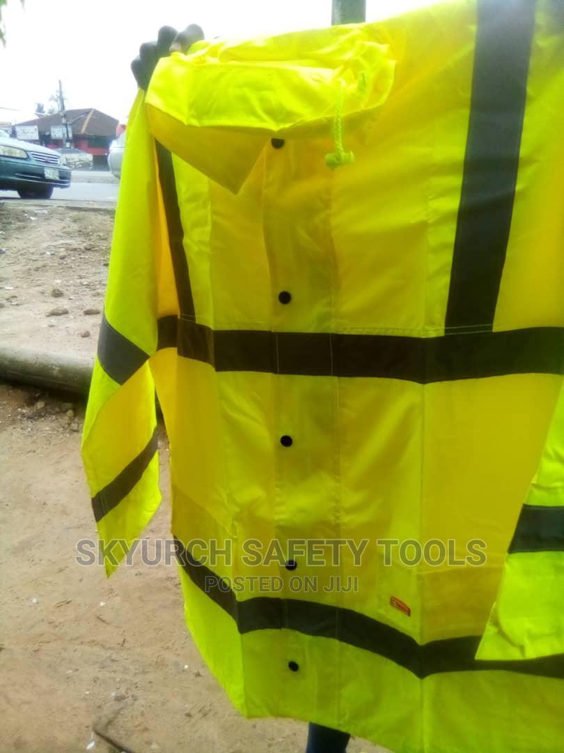 Archive: Original Safety Rain Coat