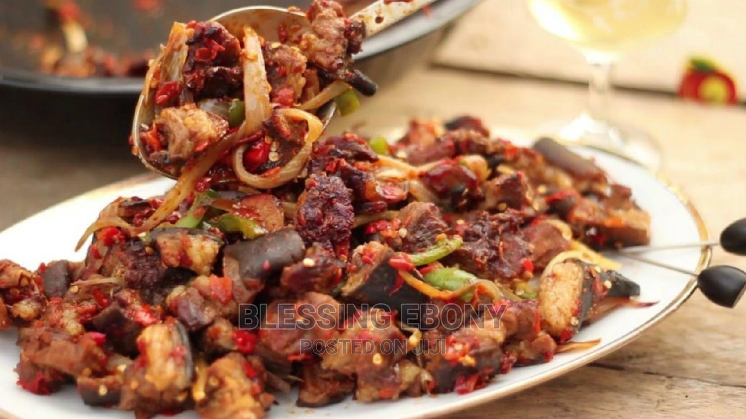 Asun Goat Meat Barbecue