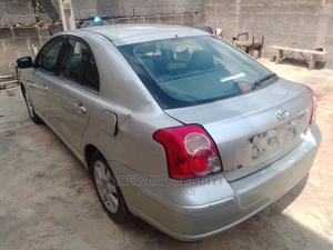 Toyota Avensis 2007 2.4 VVT-i Executive Silver | Cars for sale in Lagos State, Alimosho