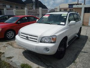 Toyota Highlander 2007 Limited V6 4x4 White | Cars for sale in Lagos State, Amuwo-Odofin