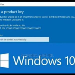 Genuine Windows 10 Professional Digital License Key, | Software for sale in Lagos State, Surulere