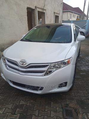 Toyota Venza 2011 V6 AWD White | Cars for sale in Lagos State, Isolo