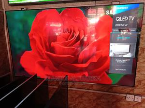 SAMSUNG QE75Q6FNA Utral Slim 4k Smart Tv With Bluetooth | TV & DVD Equipment for sale in Lagos State, Ojo