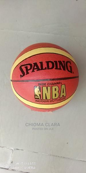 Spalding Basketball   Sports Equipment for sale in Lagos State, Surulere