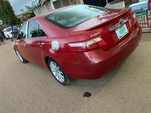 Toyota Camry 2007 Red | Cars for sale in Lagos State, Alimosho