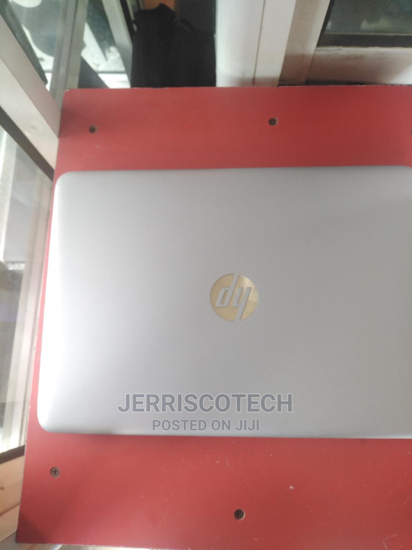 Laptop HP EliteBook 840 G3 8GB Intel Core I5 HDD 500GB   Laptops & Computers for sale in Ikeja, Lagos State, Nigeria