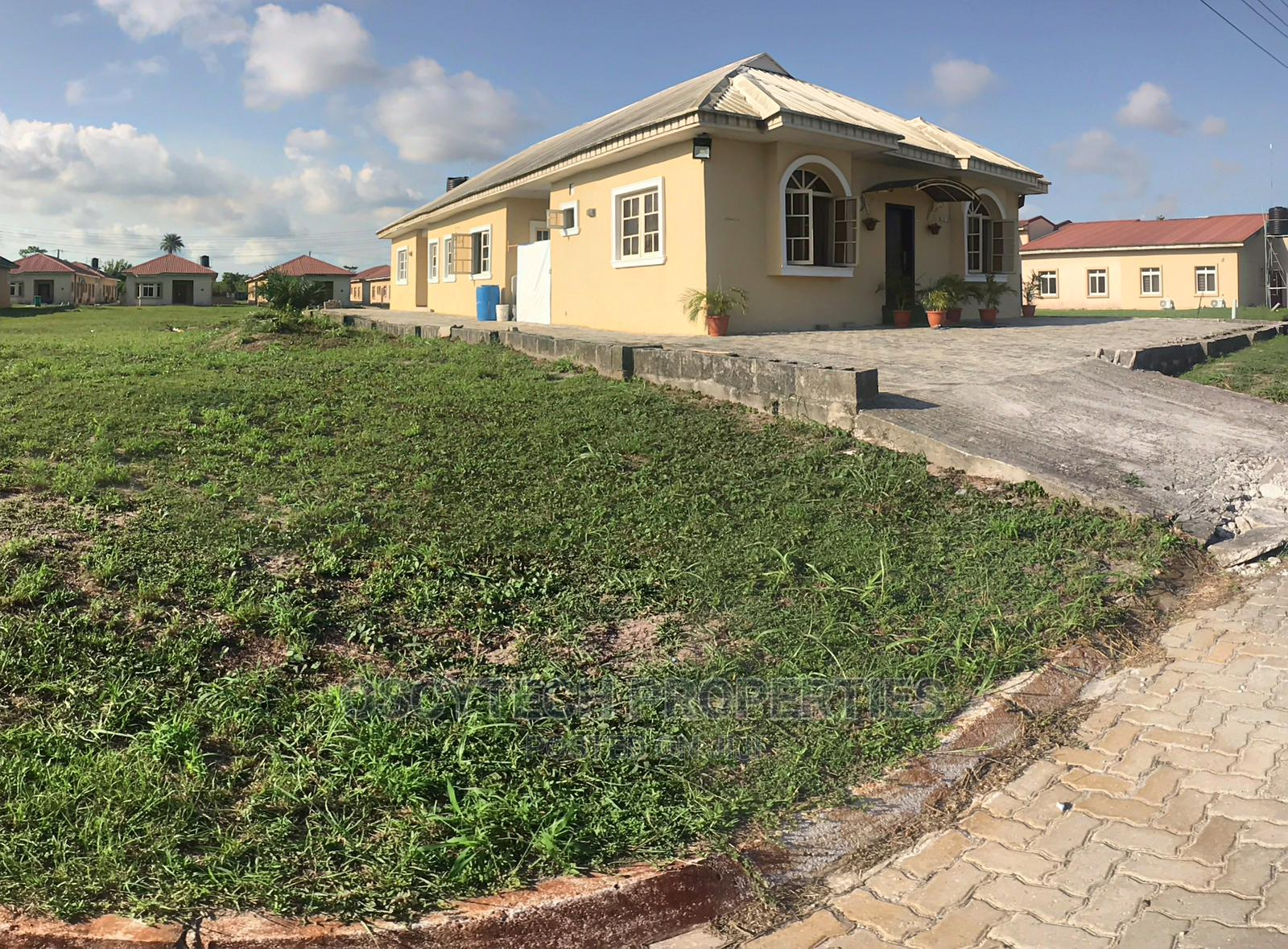 2 Bedrooms Bungalow for Rent in Adiva Estate In, Ibeju | Houses & Apartments For Rent for sale in Ibeju, Lagos State, Nigeria