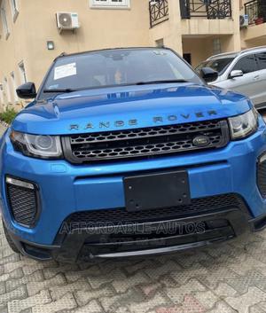 Land Rover Range Rover Evoque 2018 Blue   Cars for sale in Lagos State, Lekki