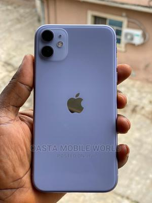 Apple iPhone 11 64 GB Blue | Mobile Phones for sale in Lagos State, Ikeja