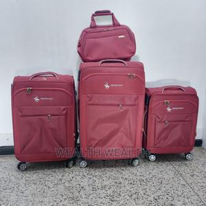 Unisex Swiss Polo Trolley Luggage   Bags for sale in Lagos State, Ikeja