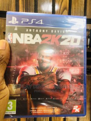 Nba Video Game 2K20 for Play Station 4 and 4pro   Video Games for sale in Lagos State, Ikeja