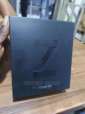 New Samsung Galaxy Z Fold 2 256GB Black   Mobile Phones for sale in Lagos State, Ikeja