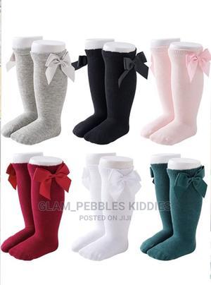 Girls Knee Socks, Pop Socks and Net Sock | Children's Clothing for sale in Lagos State, Alimosho