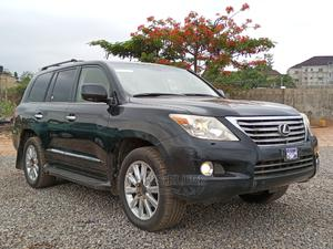 Lexus LX 2008 570 Black   Cars for sale in Abuja (FCT) State, Lokogoma