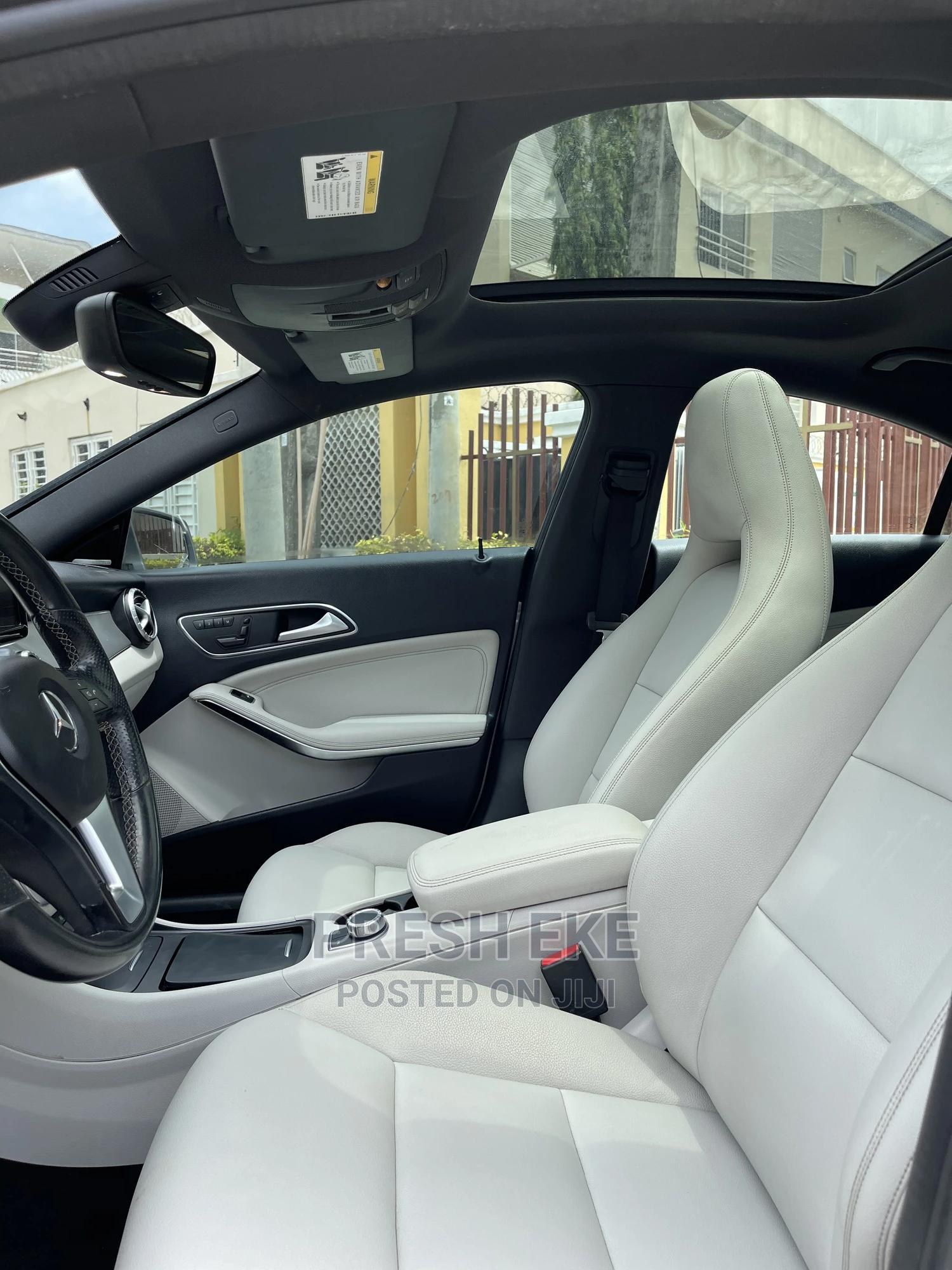 Mercedes-Benz CLA-Class 2014 Gray   Cars for sale in Lekki, Lagos State, Nigeria