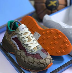 Quality Men Designer Sneakers   Shoes for sale in Lagos State, Victoria Island