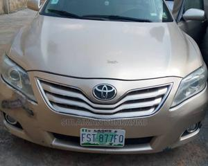 Toyota Camry 2009 Gold   Cars for sale in Lagos State, Alimosho