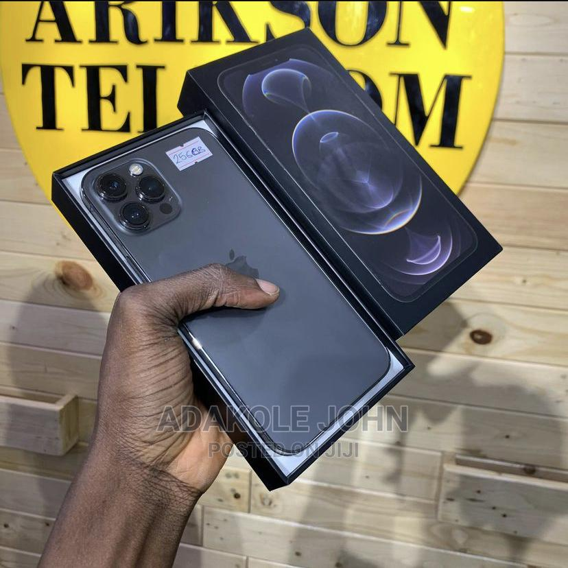 New Apple iPhone 12 Pro Max 128GB | Mobile Phones for sale in Wuse 2, Abuja (FCT) State, Nigeria