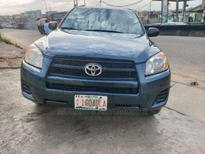 Toyota RAV4 2012 2.5 4x4 Blue   Cars for sale in Lagos State, Ifako-Ijaiye