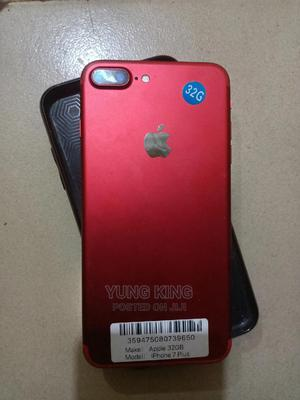 Apple iPhone 7 Plus 32 GB Red | Mobile Phones for sale in Anambra State, Onitsha