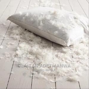 Couture White Goose Feather and Down Sleeping Pillow   Home Accessories for sale in Lagos State, Surulere