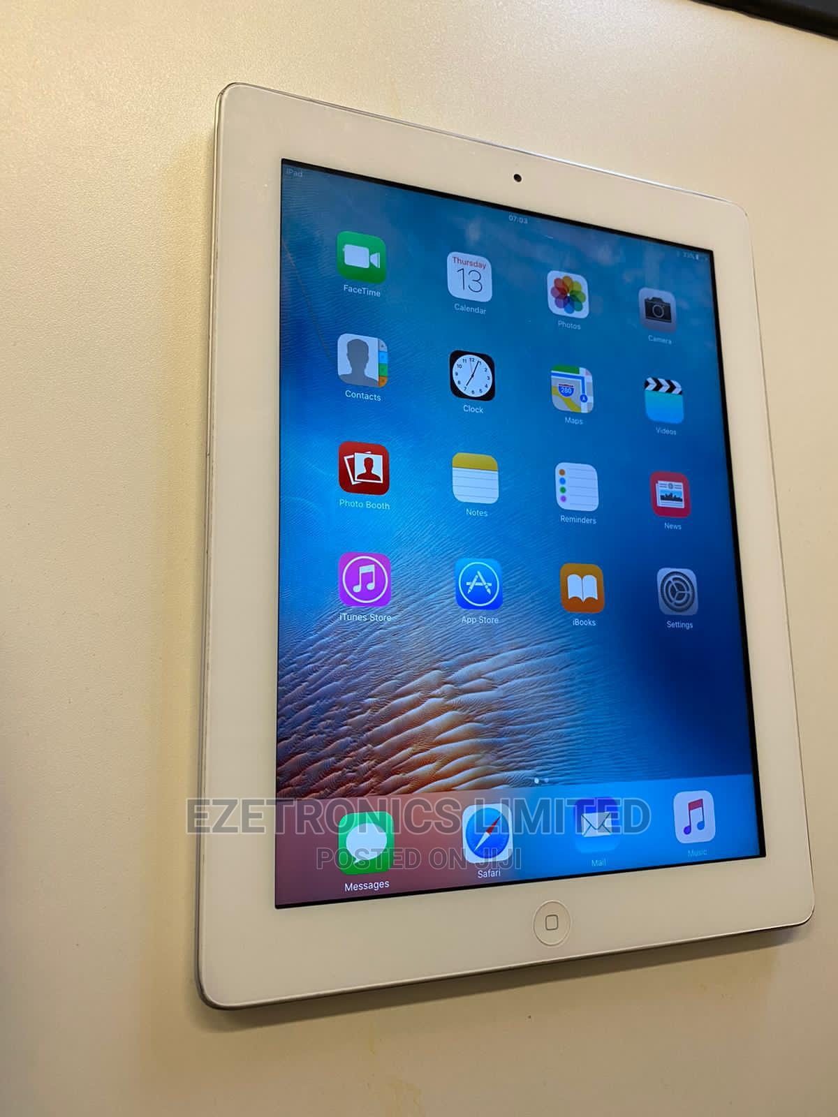 Apple iPad 2 Wi-Fi 16 GB Gray   Tablets for sale in Ikeja, Lagos State, Nigeria