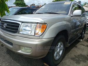 Toyota Land Cruiser 2004 4x4 Silver | Cars for sale in Lagos State, Amuwo-Odofin