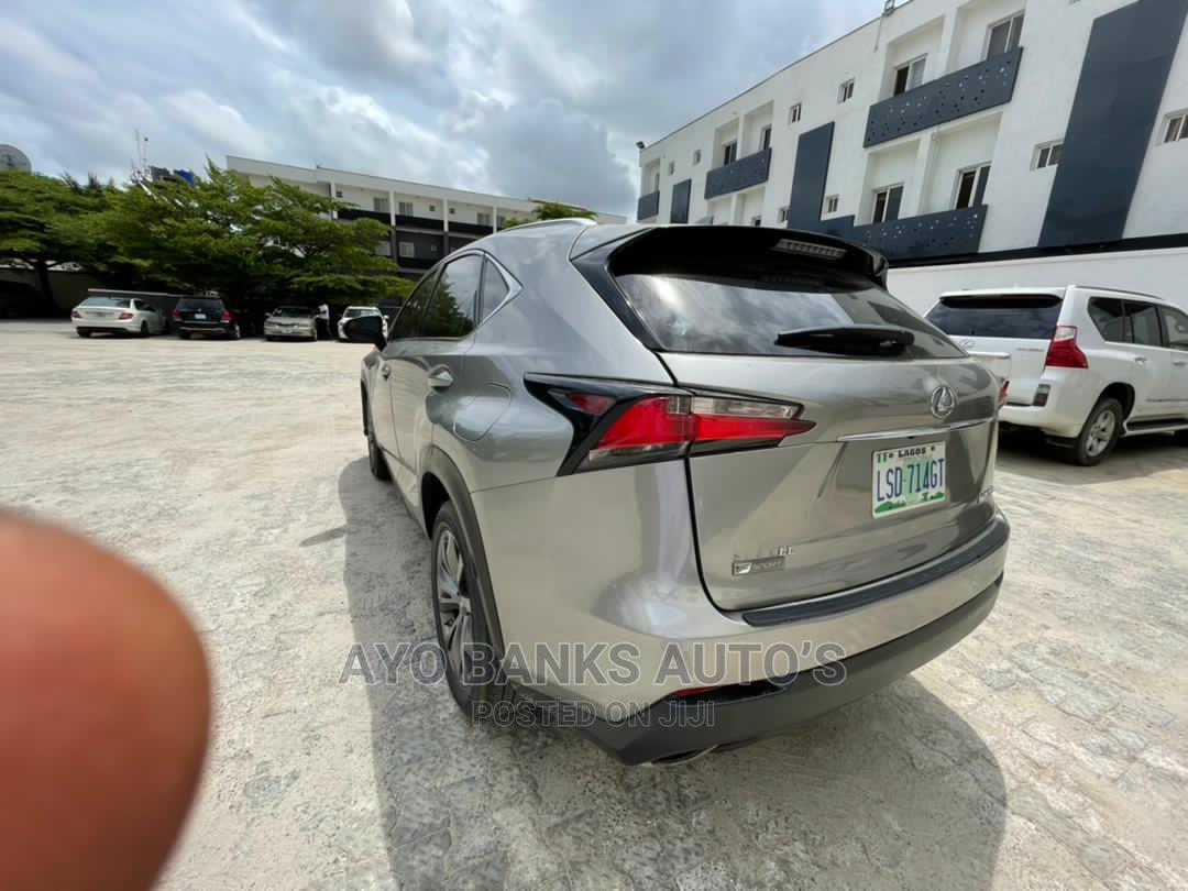 Lexus NX 2017 Silver   Cars for sale in Lekki, Lagos State, Nigeria