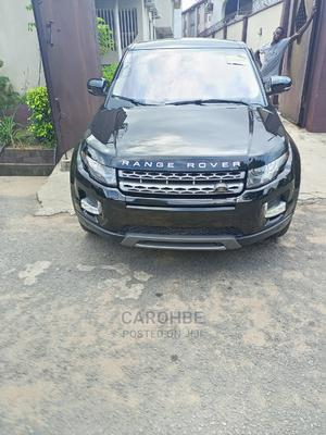 Land Rover Range Rover Evoque 2011 Black   Cars for sale in Lagos State, Ikeja