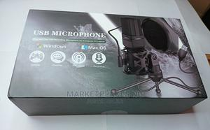 USB Condenser Microphone for Podcasting and Recording   Audio & Music Equipment for sale in Lagos State, Oshodi