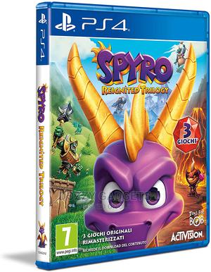 Ps4 Spyro Video Game   Video Games for sale in Lagos State, Ikeja