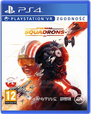 Ps4 Star Wars Squadrons   Video Games for sale in Lagos State, Ikeja