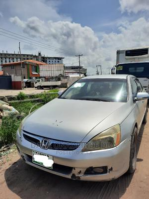Honda Accord 2002 2.0 SE Silver | Cars for sale in Lagos State, Lekki