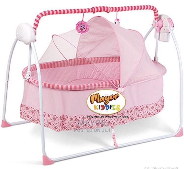 Archive: Primi Baby Crib - Electric Swing