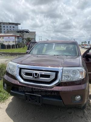 Honda Pilot 2008 EX 4x2 (3.5L 6cyl 5A) Brown | Cars for sale in Lagos State, Lekki