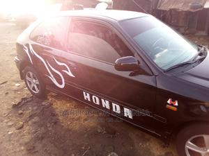 Honda Civic 2005 Black   Cars for sale in Plateau State, Jos