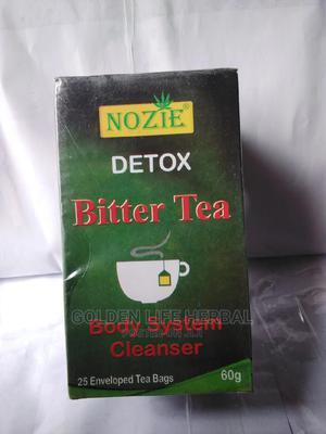 Nozie Detox Bitter Tea | Vitamins & Supplements for sale in Lagos State, Ojota