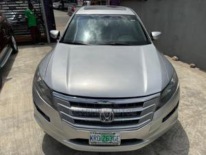Honda Accord CrossTour 2010 EX-L AWD Silver   Cars for sale in Lagos State, Ikeja