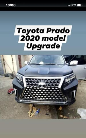 Upgrade Your Toyota Prado 2010 to 2021 | Vehicle Parts & Accessories for sale in Lagos State, Ikeja