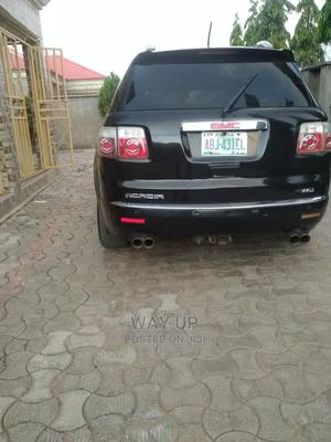 GMC Acadia 2008 SLT-2 AWD Purple | Cars for sale in Abuja (FCT) State, Lugbe District