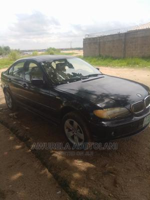 BMW 318i 2004 Black | Cars for sale in Lagos State, Ikorodu