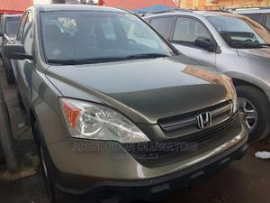 Honda CR-V 2008 Green   Cars for sale in Lagos State, Ifako-Ijaiye