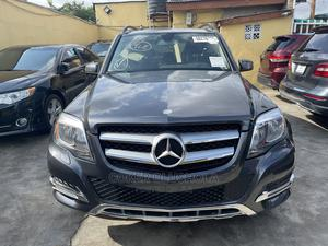Mercedes-Benz GLK-Class 2014 350 4MATIC Black   Cars for sale in Lagos State, Surulere