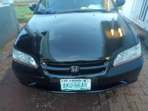Honda Accord 2000 Coupe Black   Cars for sale in Kwara State, Ilorin West