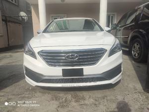 Hyundai Sonata 2016 White | Cars for sale in Lagos State, Ajah