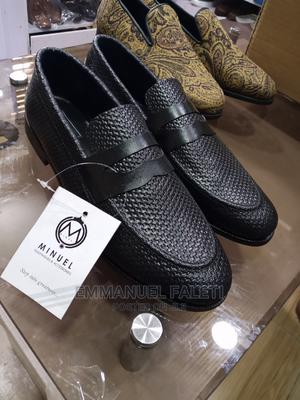 Black Penny Loafers | Shoes for sale in Lagos State, Mushin